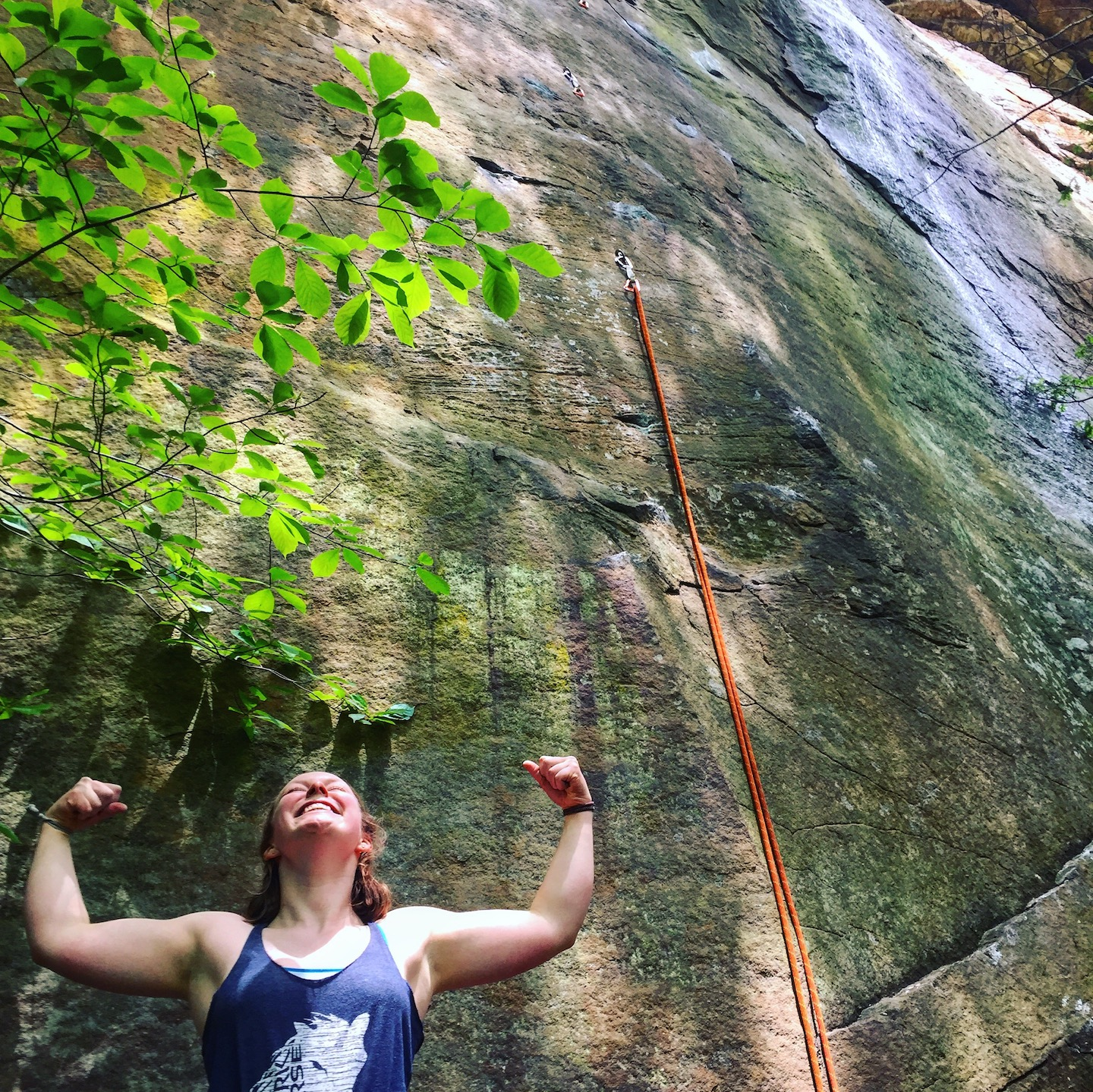 Climbing In The Red River Gorge: A Story Of Three